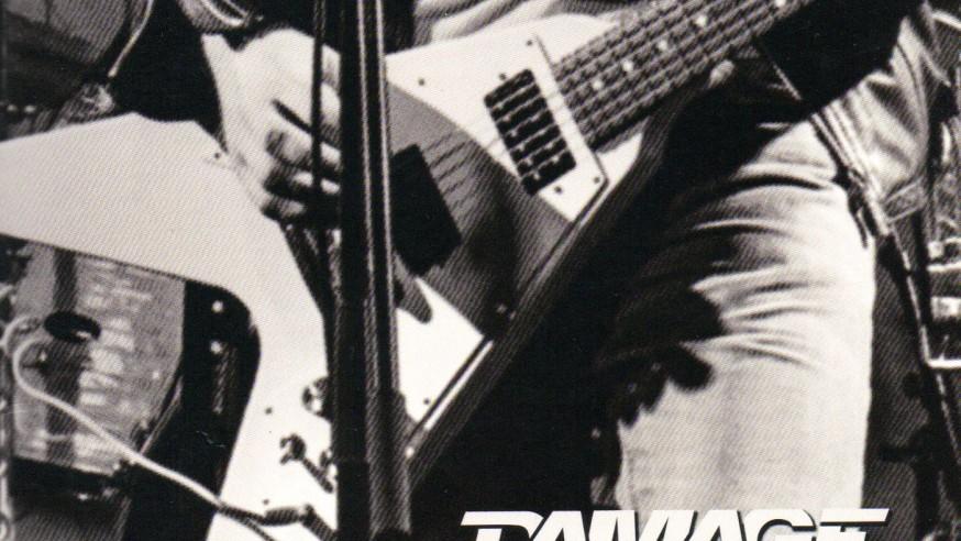 Hörnerv # 218 präsentiert: DAMAGE (Frankfurt) Vintage Hard Rock