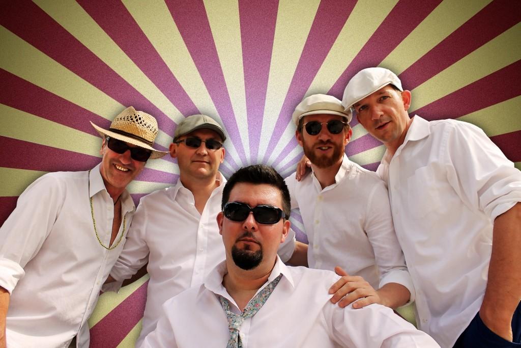 René Moreno & Band 2015