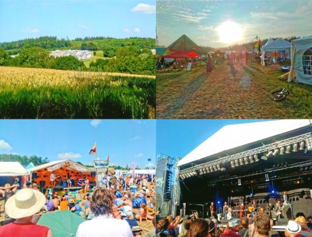 Impressionen vom Burg Herzberg Festival 2013
