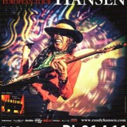 Alarm ! Musikerpolizei bei Randy Hansen ! – Konzertkritik