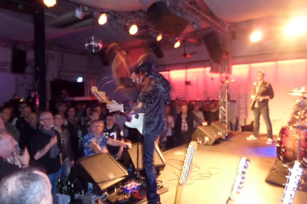 "Randy Hansen & Band im ""Das Bett"""