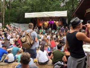 Steinbruchfestival in Mühlheim am Main