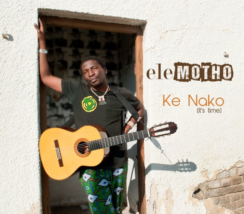 Elemotho spielt am Samstag um 15 Uhr