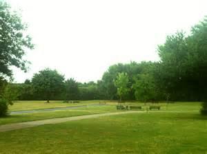 ... der Park ... vorher