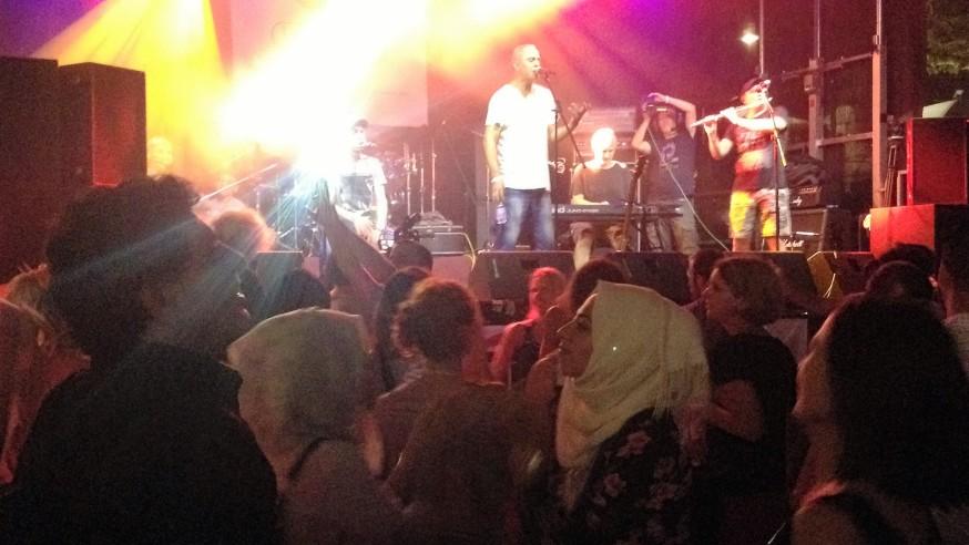 Die VirusMusik & radio x Gemeinschaftsbühne auf dem Museumsuferfest 2016