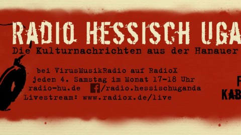 Playliste von Radio Hessisch Uganda! – 28. Januar 2017