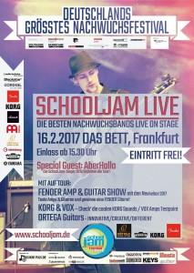 Schooljam Live im DAS BETT @ DAS BETT | Frankfurt am Main | Hessen | Deutschland