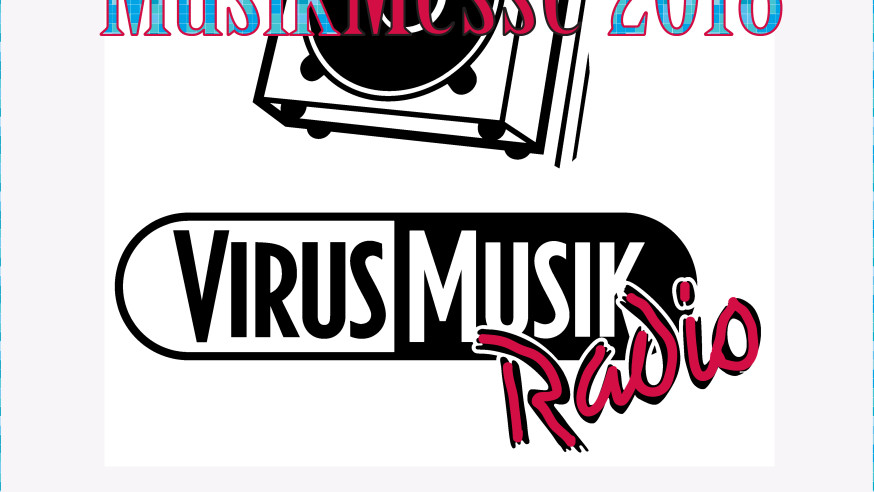 VirusMusikRadio auf der Internationalen Musikmesse 2018.