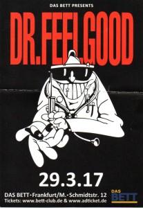 Dr. Feelgood rocken Das Bett @ Das Bett | Frankfurt am Main | Hessen | Deutschland
