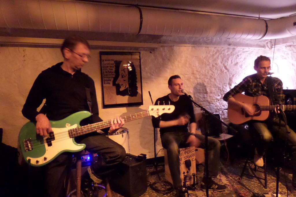 TONGÄRTNER live im Club Voltaire 2017