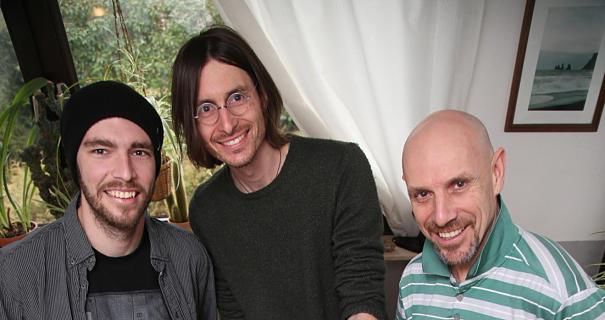 Die Drei von Der Ramschladen