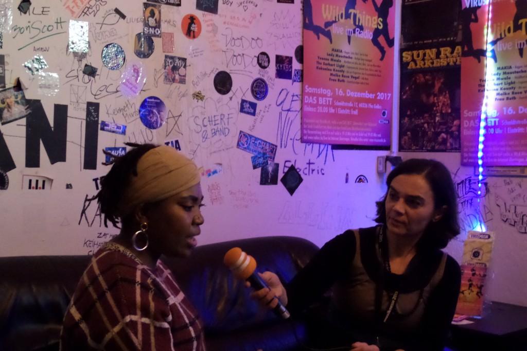 6811c1e0b5006b Die VirusMusikRadioShow 2017 online in der Mediathek Hessen mit Yvonne  Mwale