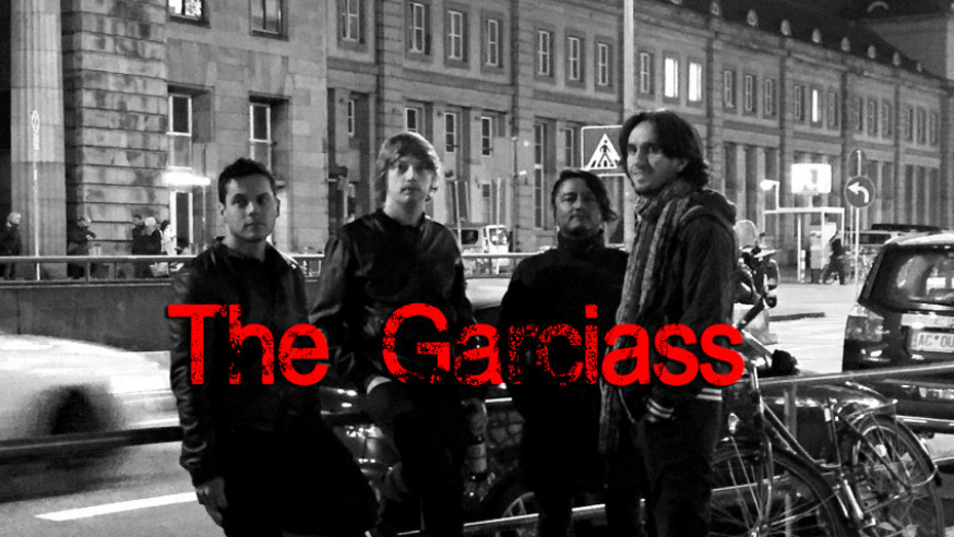 THE GARCIASS – heisser PunkGrungeRock – EP-Release-Party