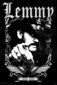 Lemmy Kilmister = Motorhead