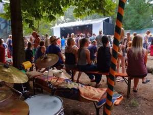 World Music Festival in Loshausen (bei Schwalmstadt/Treysa)