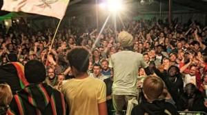 Reggae im Wulf (Foto: Augsburger Allgemeine)