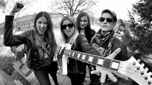 Thundermother aus Schweden rocken dich schwindelig