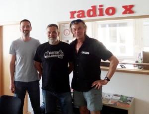 Roland, Andy, Ben (v.l.n.r.)