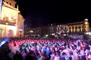 Rock gegen Rechts am Opernplatz - 03.09.2018 - Wir tanzen mit Shantel & Buccovina Club Orchestra