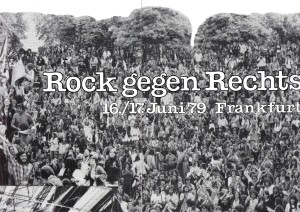 Rock gegen Rechts 1979 - Poster