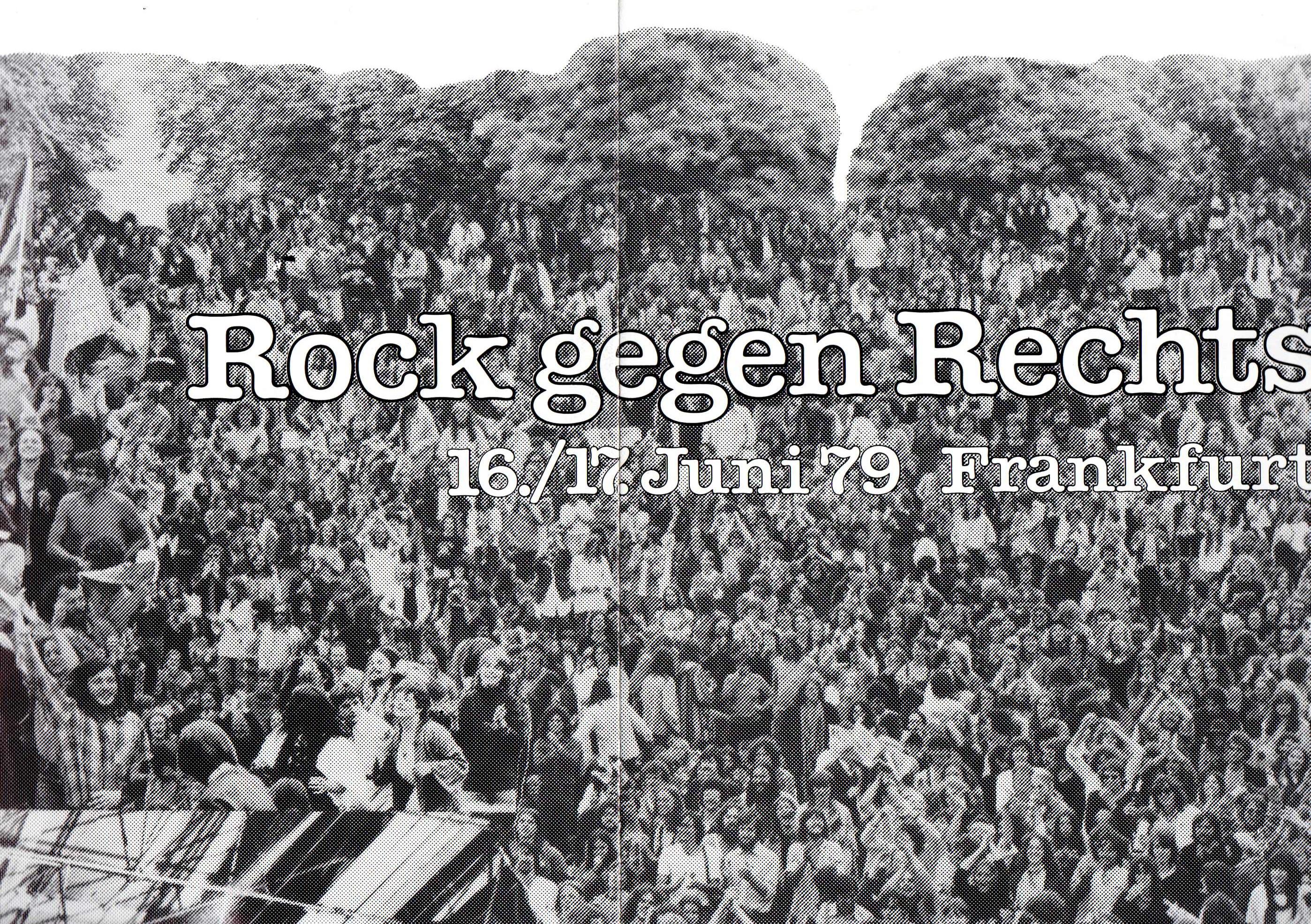 Rock Gegen Rechts Frankfurt
