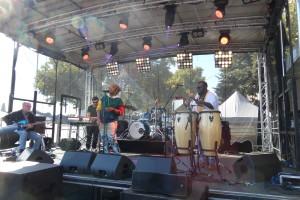 Yvonne Mwale Band rockt das Altstadtfest am 30.09. in Frankfurt