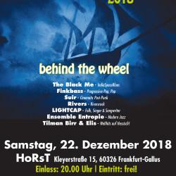 VirusMusikRadioShow, am 22.12. im HoRsT zu Frankfurt am Main