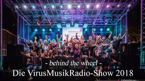 Die VirusMusikRadio-Show, am 22. Dezember im HoRsT zu Frankfurt am Main.