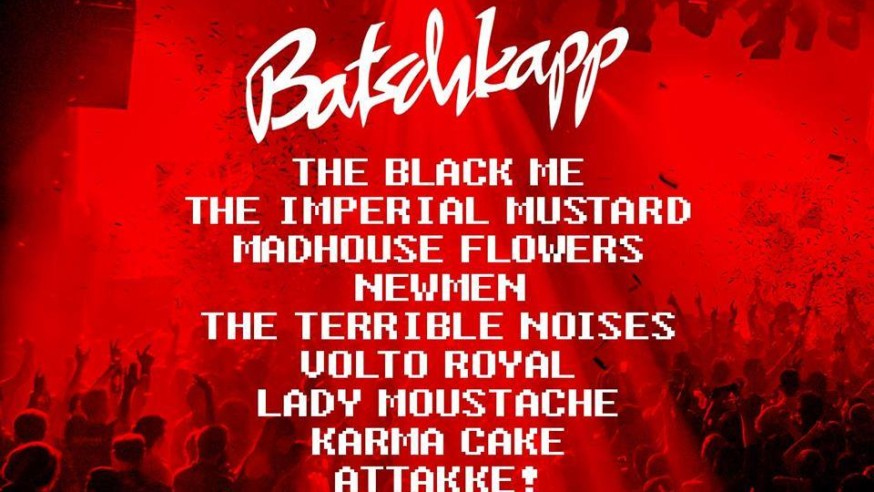 A Tribute To Depeche Mode in der Batschkapp zu Frankfurt am Main.