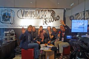 02 VirusMusikRadio auf der Musikmesse 2019