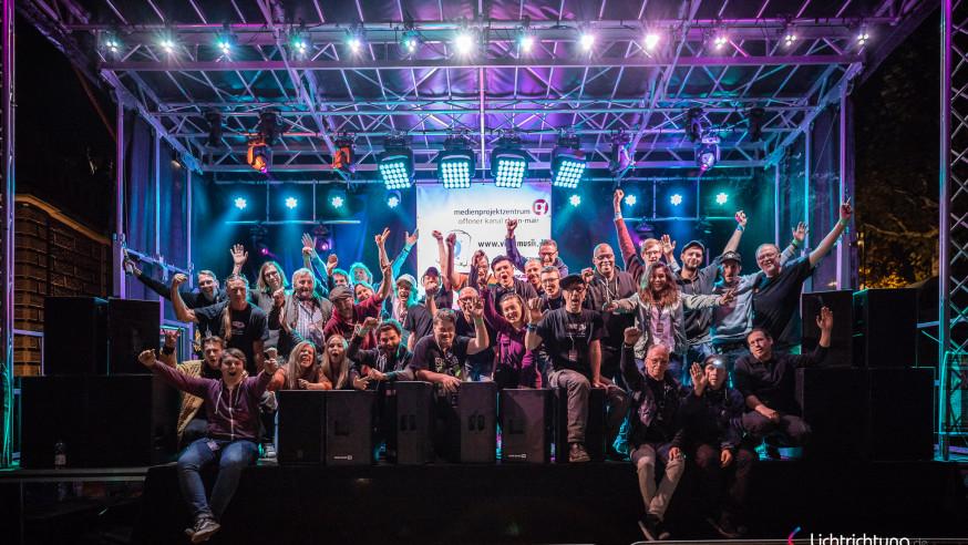 Bewerbt Euch für die VirusMusik Veranstaltungen 2019