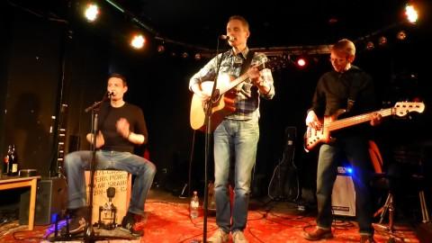 HÖRNERV # 287 mit TONGÄRTNER + der Musikkneipe HESSENECK in Frankfurt-Bockenheim
