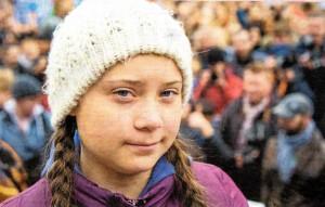 """Greta Thunberg """"Unser Haus brennt"""""""