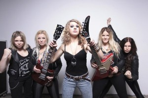 THUNDERMOTHER - Female Power Rock aus Schweden