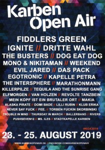 Karben open air 2019