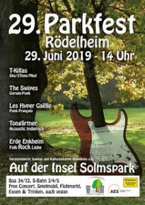 Parkfest2019 - Rödelheim Solmspark 29.06.2019